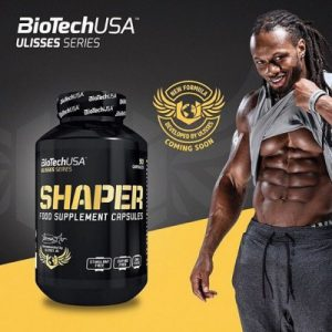 مکمل چربی سوز شیپر بایوتک ULISSES SHAPER BIOTECH